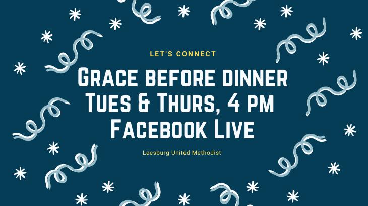 Grace Before Dinner