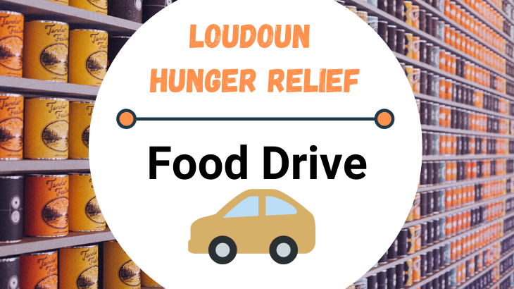 Food Collection for Loudoun Hunger Relief