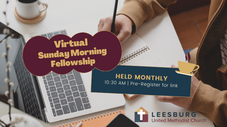 Virtual Sunday Morning Fellowship